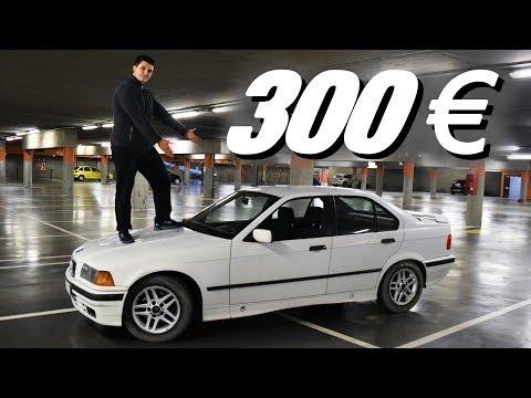 💥 He COMPRADO un BMW E36 320i por 300 EUROS con Xerty y Ropebu 💸 Nuevo proyecto de drift low cost