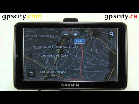 tomtom instructions in english