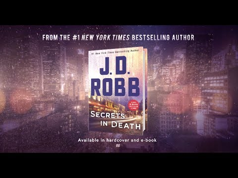 Secrets in Death by JD Robb on sale 9517