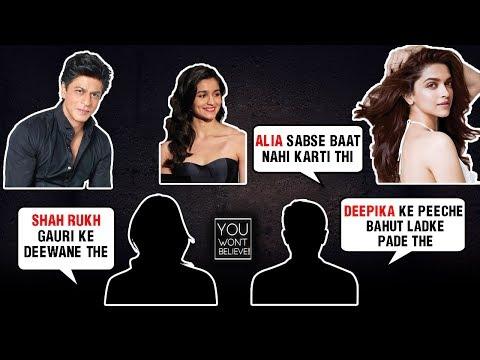Deepika Padukone, Shah Rukh Khan, Alia Bhatt | Bol