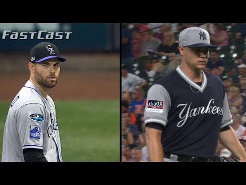 MLB.com FastCast: Yanks add Ottavino to 'pen - 1/17/19