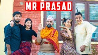 Mr Prasad|Nepali Comedy Short Film| SNS Entertainment|JAN 2021
