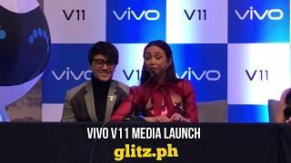 MayWard on using Google Lens, Daniel Padilla on gaming, Kisses Delavin & McCoy de Leon for Vivo V11