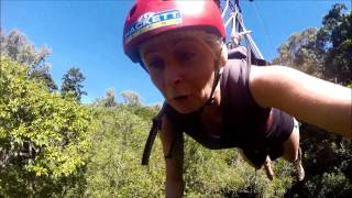 Lisbeth\\\'s Canyon Swing I Cairns