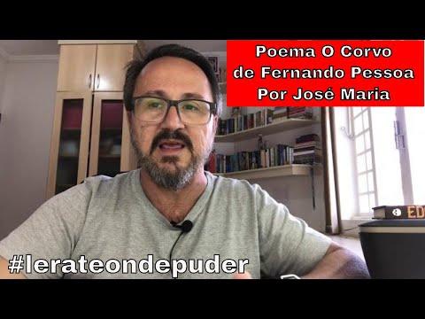 Poema O Corvo - por Fernando Pessoa