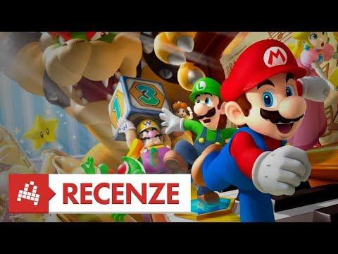 Super Mario Party - Recenze