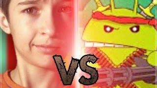 Shadow Fight 2 - Это Реально Интересно VS АртемСолохаPLAY на Вулкане!