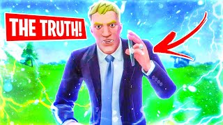 Fortnite Storyline: Agent Jonesy's SHOCKING TRUTH REVEALED!