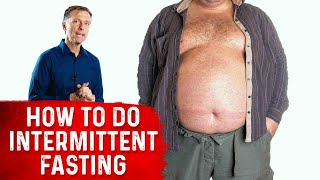 How to do Intermittent Fasting for Serious Weight Loss