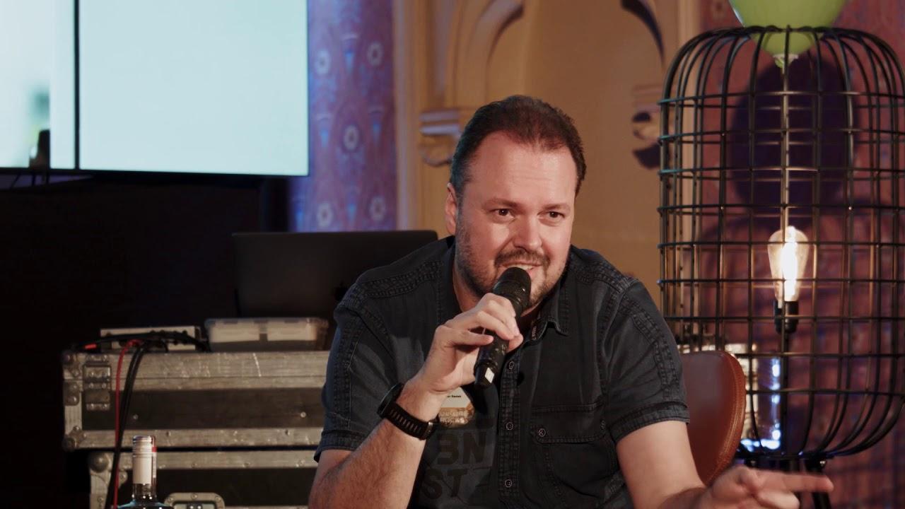 S Radkem Majerem na Culture Rocks: Jsem CEO umožňovatel