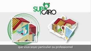 #LAgencedecomm: Clip motion carte de fidélité Sup Caro