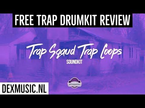 Trap Drum Kit Free
