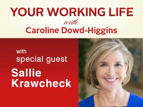 Your Working Life with Sallie Krawcheck