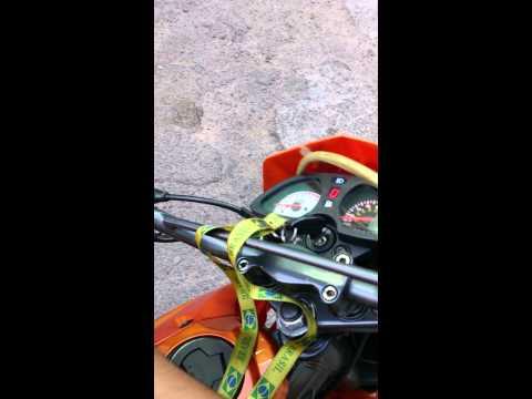 Jonny texas 2012, 150cc
