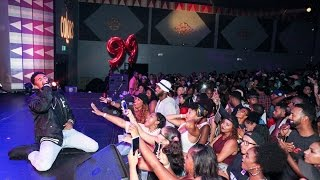 "Anthony Lewis Performs ""Pretty Brown Eyes"" at The Biggest 90s Party Ever (LA)"