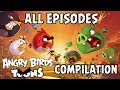 Angry Birds Toons Compilation   Season 1 All Episodes Mashup