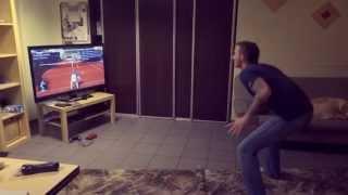 IsAmU vs PS3 Move
