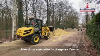 CHARGEUSE A TOURELLE ROTATIVE YANAMR V70S