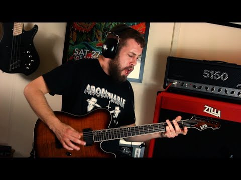 BAILER - Long Gone (Guitar Playthrough)