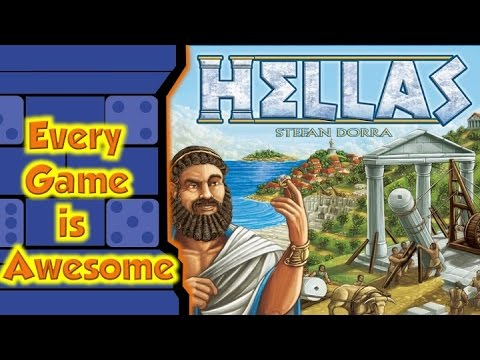 Every Game is Awesome: Hellas