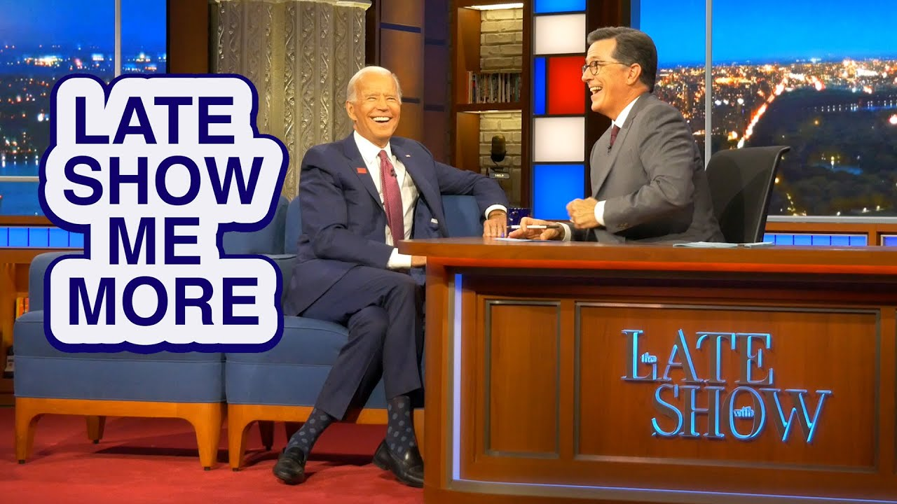 LATE SHOW ME MORE: We're Back! thumbnail