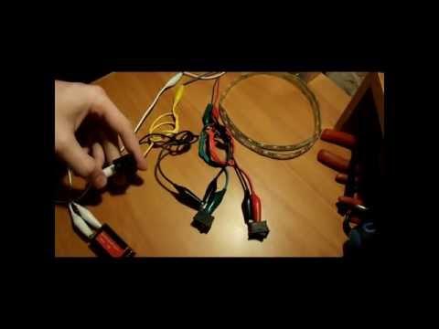 самый простой ргб контроллер