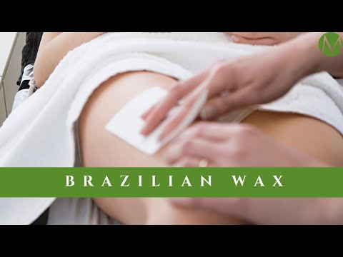 FULL BRAZILIAN - warm wax VS hard wax