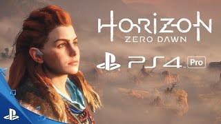Horizon: Zero Dawn ב-4K