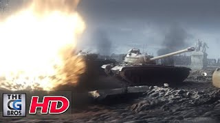 "CGI Animated Trailers : ""World of Tanks: Rubicon X"" - by RealtimeUK"