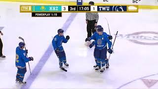 Обзор товарищеского матча «Spartans» - Kazakhstan U20