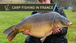 Carp Fishing In France With Steve Briggs