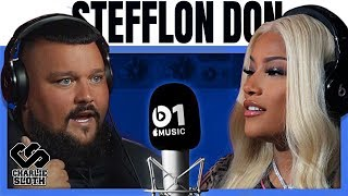 How Stefflon Don met Burna Boy and Her Future Plans