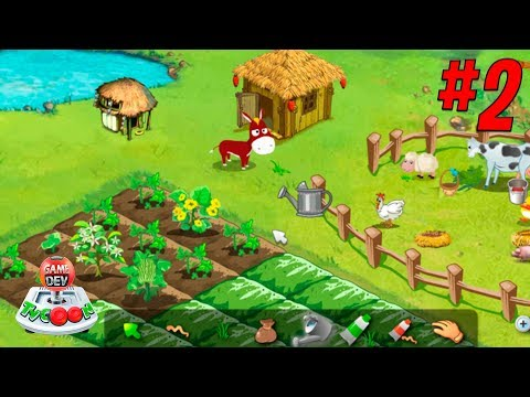 Criei minha propria colheita feliz no Game Dev Tycoon
