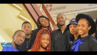 RISA CHOIR SONG MINISTRATION ( WE' RE AMAZED) - QINISO 27/11/2016
