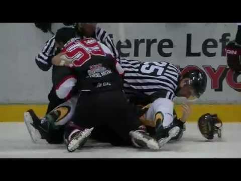Maxime Charron vs. Étienne Archambault