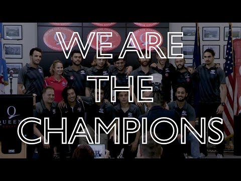 Building Futures: We Are The Champions 2018