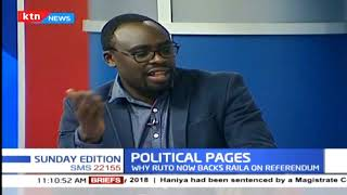 Political Pages: Call For Referendum | SUNDAY EDITION