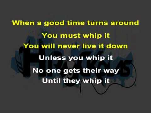 Devo - Whip it (HRockolas)