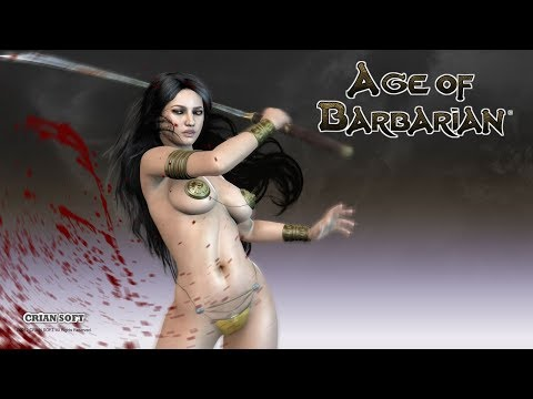 AGE OF BARBARIAN EXTENDED CUT EP 1 - SHEYNA LA PRINCIPESSA GUERRIERA/SHEYNA THE WARRIOR PRINCESS