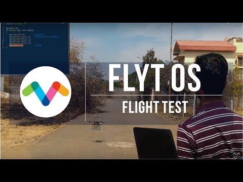 FlytOS Flight Test