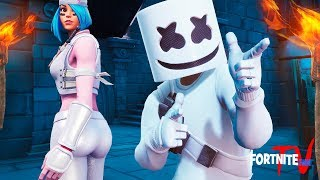 MARSHMELLO EPIC VICTORY - Fortnite Short Film