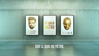Kadr z teledysku Dernier Métro tekst piosenki Kendji Girac feat. GIMS