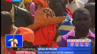 NASA takes on Jubilee accusing them of using government money in their campaigns