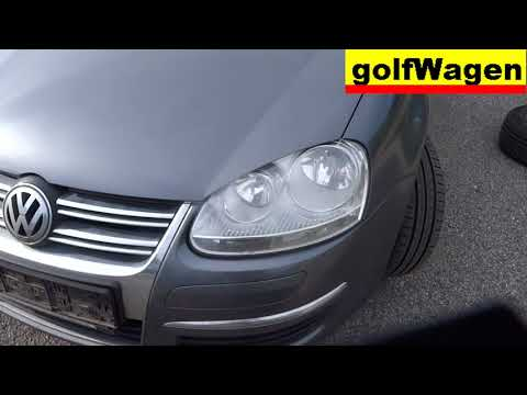Bridgestone Ecopia 195/65/R15 for VW Golf 5 prewiew after 15.000 km