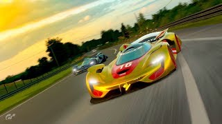 Tomahawk X VGT Race - 20 Cars @ Le Mans // GT Sport