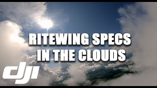 Ritewing SPECS - DVR 720p DJI FPV SYSTEM - in the clouds