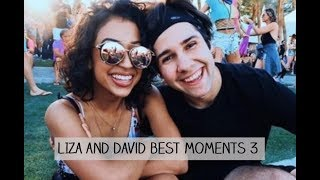 Liza and David Best Moments 3