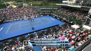 DAY FIVE Highlights - 2015 ASB Classic