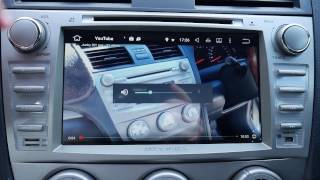 Quick DIY Install Toyota Camry Android 5.1.1 Navigation Multimedia Unit - Joying Aliexpress