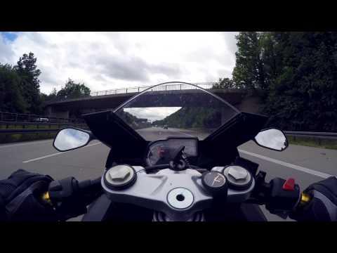Aprilia RS4 125 | Top Speed | Walk around | iDriveHD | 4K